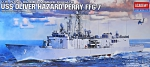 Warships: USS Oliver Hazard Perry FFG-7, Academy, Scale 1:350
