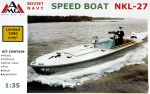 AMG35402 NKL-27 armed speed boat WWII