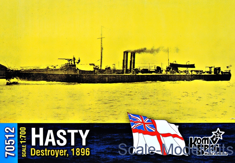 "HMS ""Hasty"" Destroyer, 1896"