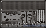EDU-53019 Photoetched set 1/350 Yamato, for Tamiya kit
