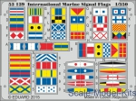 EDU-53139 Photoetched set 1/350 International Marine Signal Flags