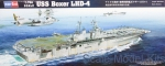 HB83405 Amphibious assault ship Boxer LHD-4