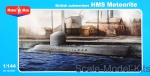 MM144-007 British submarines HMS Meteorite