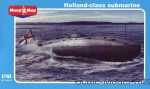 MM144-011 Holland - class submarine