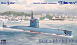 MM144-022 Spanish submarine Tiburon