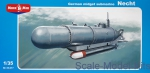 MM35-017 German midget submarine