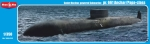 MM350-033 Pr.661 Anchar/Papa-class Soviet nuclear-povered submarine