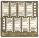NSA350068 Photo-etched set  - Boat booms