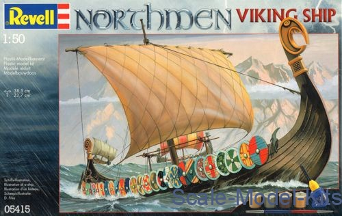 Gift set - Viking Ship - Northmen incl. accessories