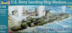 RV05123 U.S. Navy Landing Ship Medium (LSM)
