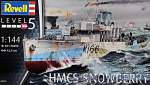 RV05132 HMCS Snowberry, Flower Class Corvette
