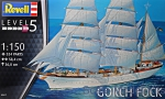RV05417 Gorch Fock, 1958