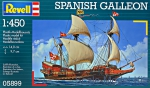 RV05899 Spanish Galeon
