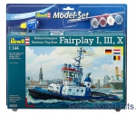 RV65213 Gift set Harbour Tug Boat