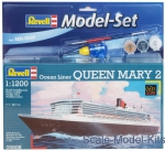 RV65808 Gift set Queen Mary 2