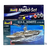 RV65814 Model Set U.S.S. Nimitz (CVN-68)