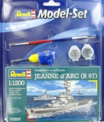 RV65896 Model Set Jeanne d'Arc (R97)