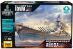 ZVE9201 Battleship USS 'Iowa'